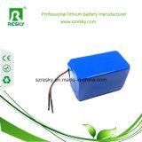 24V 10ah Lithium-Ionenbatterie-Satz für Schmutz-Fahrrad