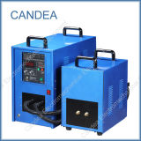 Máquina de calefacción de alta frecuencia industrial de inducción para el tratamiento térmico del metal