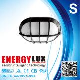 E-L09A de aluminio a presión la lámpara al aire libre del techo de la carrocería E27 LED de la fundición