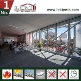 展覧会およびショールームのための立方体の二重デッカーのテントの家