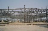 Il progetto della struttura d'acciaio/ha prefabbricato l'officina siderurgica chiara