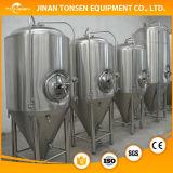 Serbatoio di putrefazione conico della birra dell'acciaio inossidabile della macchina 20bbl della birra della strumentazione di fermentazione