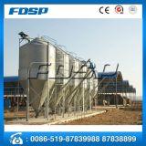 silo galvanizado 5000-20000tons del edificio de la estructura de acero del silo de la parte inferior de la tolva de almacenaje del grano