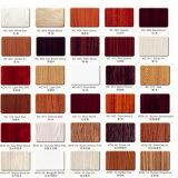 Porte en bois classique de vente chaude moderne de PVC/MDF