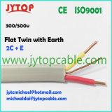 Кабель изолированный PVC твиновский плоский