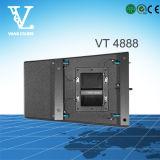 Vt4888 de Dubbele 3-Way Serie van Lijn 12 '' voor het OpenluchtSysteem van de PA