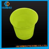 Perle de empaquetage de coton de boîte en plastique de Placer-Dessus de bonne qualité