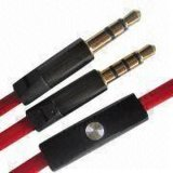 Zusätzliches Audio Flat Cable mit Microphone u. Answer Button
