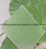 folha gravada ácido do vidro geado de 6mm