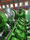 Padrão aplicado do Ce da planta do biogás com o gerador 500kw do biogás da produção combinada do sistema do CHP