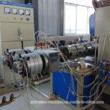 Máquina de la protuberancia del tubo doble del PVC