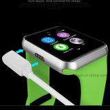 Bluetooth 4.0 intelligenter Uhr-Telefon-Support mit SIM Einbauschlitz (DM09)