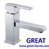 Hot Selling Square Basin Faucet