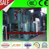 Machine de filtration d'huile de lubrification de vide de Tya