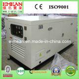 3kw 5kw 10kw kleine leise Luft-kühler beweglicher Dieselgenerator