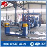 PP/PE/PS/PVC de plastic Lopende band van de Uitdrijving van het Blad