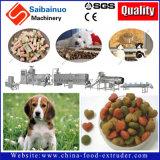 De Lopende band die van het Voedsel voor huisdieren van het Dierenvoer Machine maakt