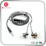 귀여운 이어폰 플라스틱 Earbud 유행 타전된 Earbuds 이어폰