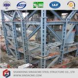 Здание стальной структуры высокого подъема Prefab тяжелое промышленное