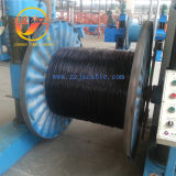 0.6/1 KV Aluminiumluftbündel-obenliegendes Kabel-