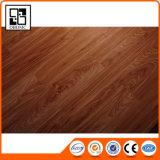De regard de colle plancher en bois texturisé imperméable à l'eau de Lvp de plancher de vinyle vers le bas