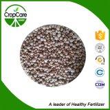 Fertilizante compuesto soluble en agua granular NPK 17-17-6