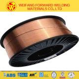 ガスの盾の溶接ワイヤ(AWS A5.18 ER70S-6の溶接ワイヤ)