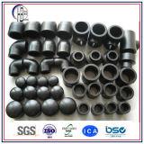 Culata de acero al carbono soldar tubos y accesorios (accesorios de tubería)