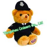 Le CE mou EN71 de jouet de peluche a reconnu le jouet de peluche d'ours de bébé
