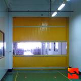 Transparente Polycarbonat-Rollen-Blendenverschluss-Tür