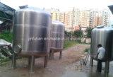 企業の水処理システムのプラント