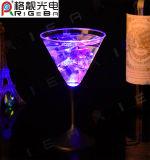 Mobília por atacado do diodo emissor de luz da cubeta de gelo do diodo emissor de luz do Flowerpot do diodo emissor de luz do copo do diodo emissor de luz para a barra