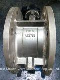 セリウムISOのステンレス鋼の蝶弁は承認する