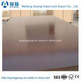 Aiyangの防水フィルムは構築のアプリケーションのための合板に直面した