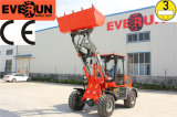 Everun 2 Ton CER Articulated Loader für Agriculture Jobs