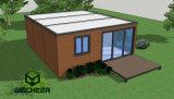 Cer Norm-Wärmeisolierung-vorfabriziertes Behälter-Haus