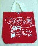 再使用可能なショッピング・バッグのキャンバスの綿のトートバックは袋を運ぶ