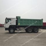 HOWO 10 짐수레꾼 트럭 팁 주는 사람 Mack 덤프 트럭