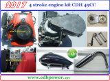 4 de Uitrusting van de Motor van de Fiets van de slag voor Gemotoriseerde Fiets/Gemotoriseerde Fiets