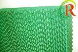 Garniture évaporative avec coloré pour le vert et Chambre de volaille avec le certificat de la CE