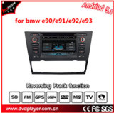Hla 8798 GPS Car Tracker Android 5.1 Car DVD GPS para BMW 3 E90 / E91 / E92 / E93 Navegador de GPS de carro