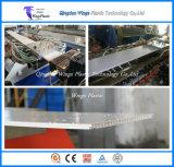 Perfil plástico do painel de teto do PVC que faz a máquina/maquinaria/extrusora de Palstic