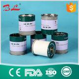 10cm x 5m - fita do óxido de zinco - fita cirúrgica médica adesiva