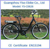36V250W Bafangの最大中間の動力を与えられたモーターを搭載する電気自転車
