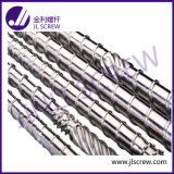 Solo Screw Barrel para Plastic Extruder Machine