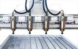 Ele 1325 Möbel-Stich CNC-Fräser, 4 Mittellinien-Ausschnitt-Maschine für die Tür-Herstellung