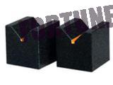 La précision usine le cube spécial en granit