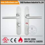 Les BS En1906 Straight Lever Handle sur Rose
