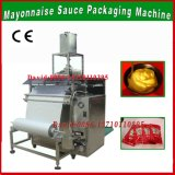 Macchina per l'imballaggio delle merci del sacchetto del ketchup di pomodoro, macchina per l'imballaggio delle merci del sacchetto del ketchup