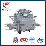 12kv 50Hz Outdoor Column Intelligent Vacuum Circuit Breaker voor Rural Power Grid